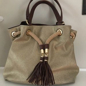 Michael Kors Marina Tasseled Tote bag